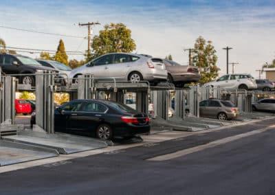 Vertical Car Parking Lifts