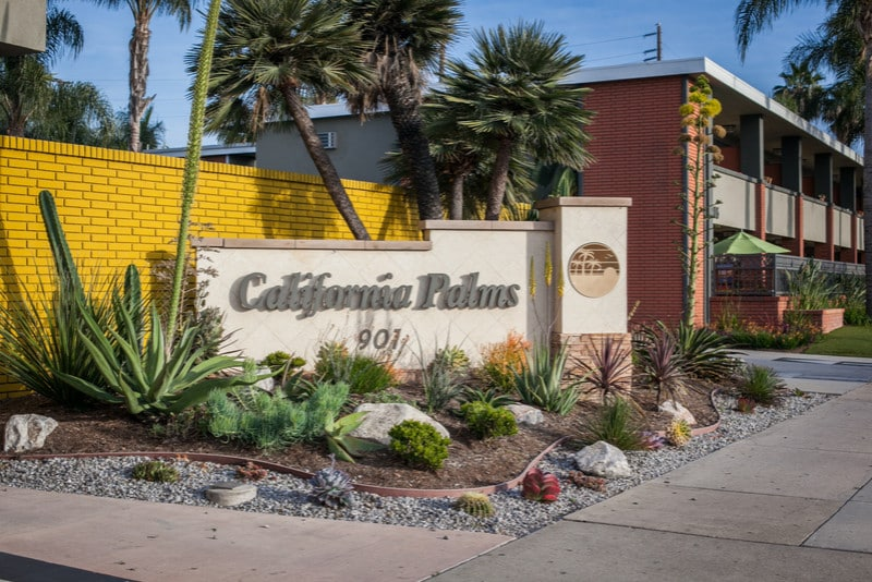 Welcome home to California Palms Apartments