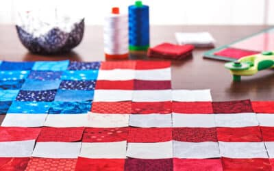 How to Celebrate the Fourth of July Indoors with Crafts